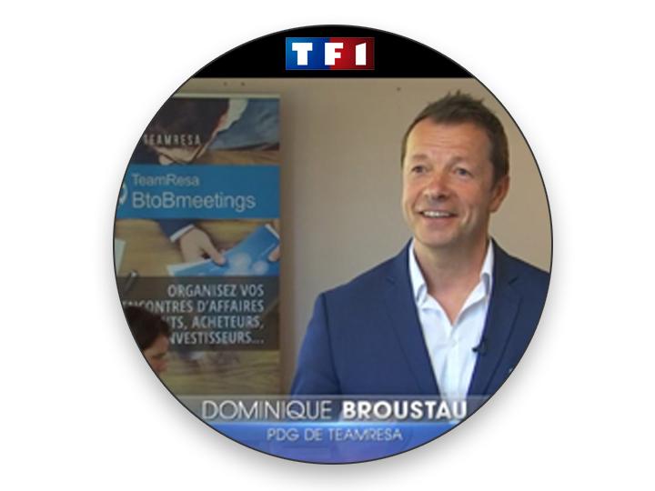 TEAMRESA AU JOURNAL DE 20H SUR TF1 !