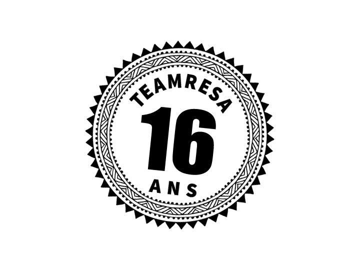 TEAMRESA … Déjà 16 ans !
