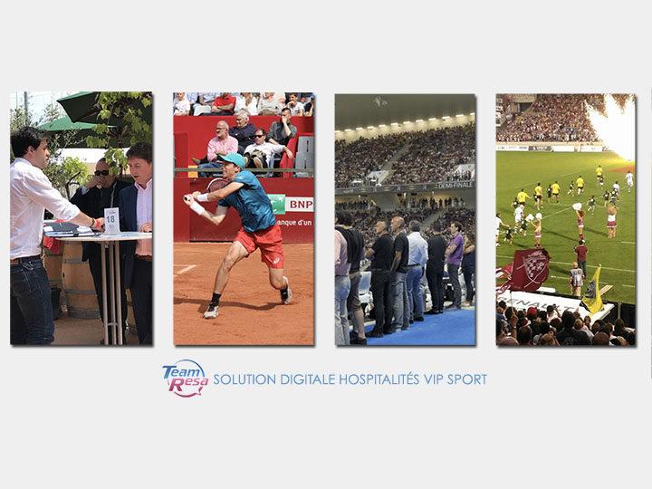 Solution de gestion hospitalités sports, culture et événements exceptionnels…