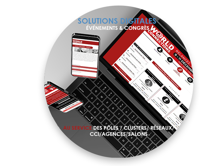 Solutions Digitales Business Meetings